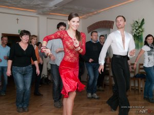 salsa - Impreza integracyjna dla pracowników działu QA Firmy Philip Morris Polska S.A.