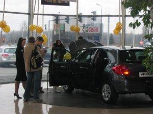DNI OTWARTE AURIS - premiera nowego modelu Toyoty