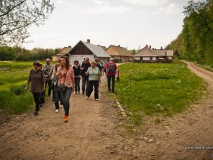 Skansen Sanok - wyjazd Integracyjny - klub HDK Honorowych Dawców Krwi przy Philip Morris Polska