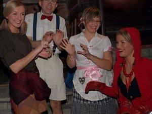 Imprezy tematyczne - postaci z bajek