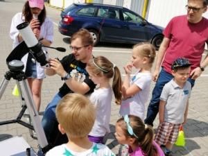 Mali naukowcy- rodzinna impreza Veracomp