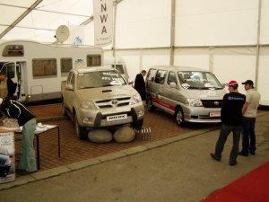 MOBILEXPO 2007 - I Targi Pojazdów Terenowych i Turystycznych
