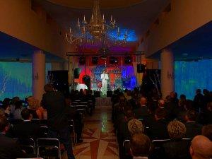 Bal u Królowej Śniegu - Konferencja podsumowująca rok 2011 połączona z balem noworocznym dla pracowników firm Philip Morris Polska S.A. oraz pracowników Philip Morris Polska Distribution Sp z o.o.