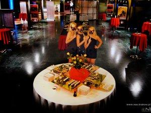 Hostessy, Catering - Spotkanie jubileuszowe dla pracowników PMPL oraz PMI SCE - 3.09.2011r. - OPERA KRAKOWSKA