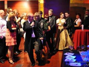 Bankiet, tańce - Spotkanie jubileuszowe dla pracowników PMPL oraz PMI SCE - 3.09.2011r. - OPERA KRAKOWSKA