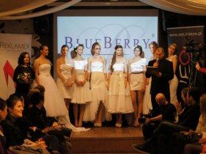 Pokaz Kolekcji Ślubnej Firmy Blueberry Bride