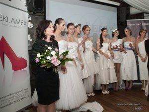 Katarzyna Mazurek - Pokaz Kolekcji Ślubnej Firmy Blueberry Bride